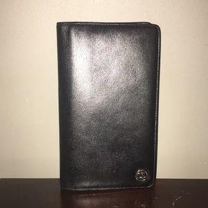 Chanel Long Bifold Wallet